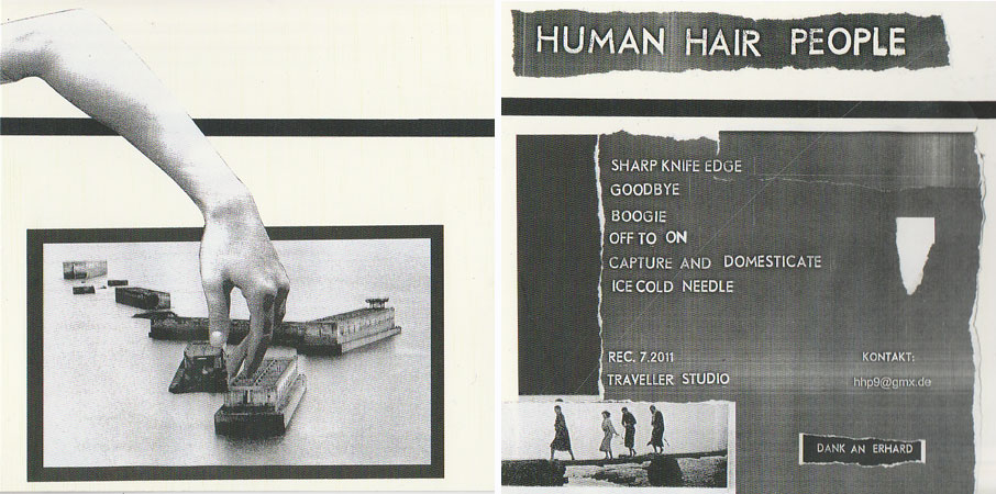 "Human Hair People - CD: ""HumanHairPeople"""